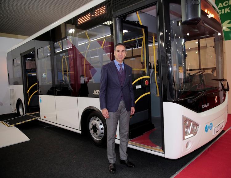 Karsan, yerli elektrikli otobüs ile vites yükseltti