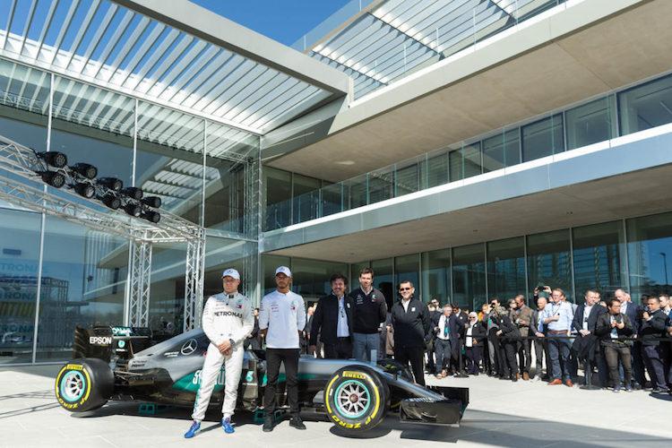 Petronas yeni AR-GE merkezini açtı