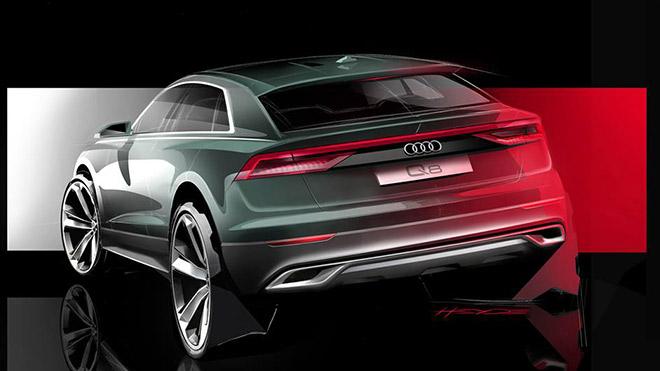 Audi, Q8'i diziyle tanıtıyor