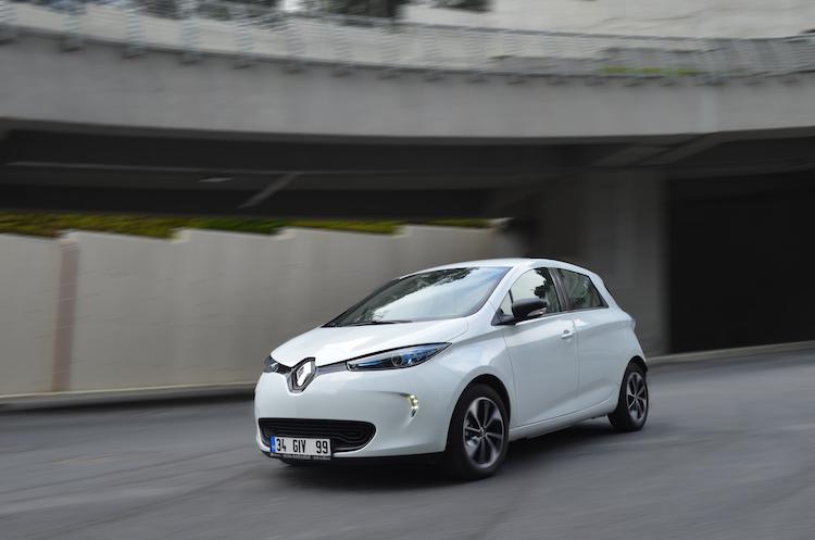 Sürüş izlenimi: Renault Zoe Z.E. 40
