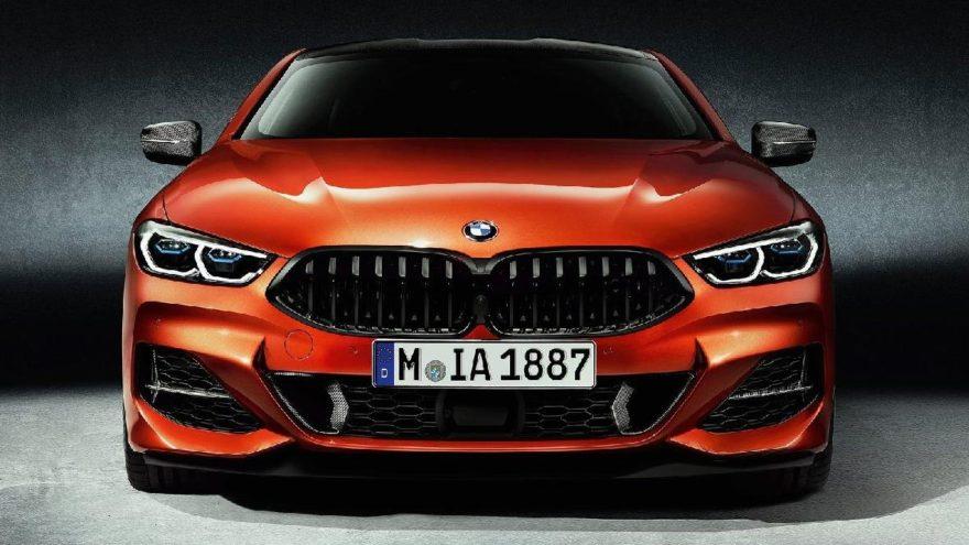 20 yıl aradan sonra yeni BMW 8 serisi