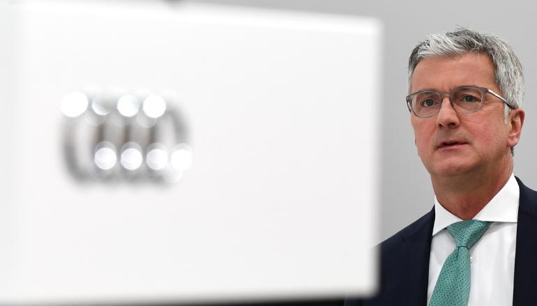 Audi CEO'su Rupert Stadler tutuklandı