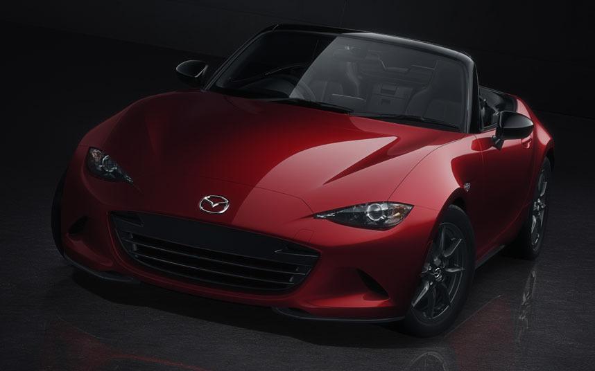 Mazda MX-5'e güç takviyesi