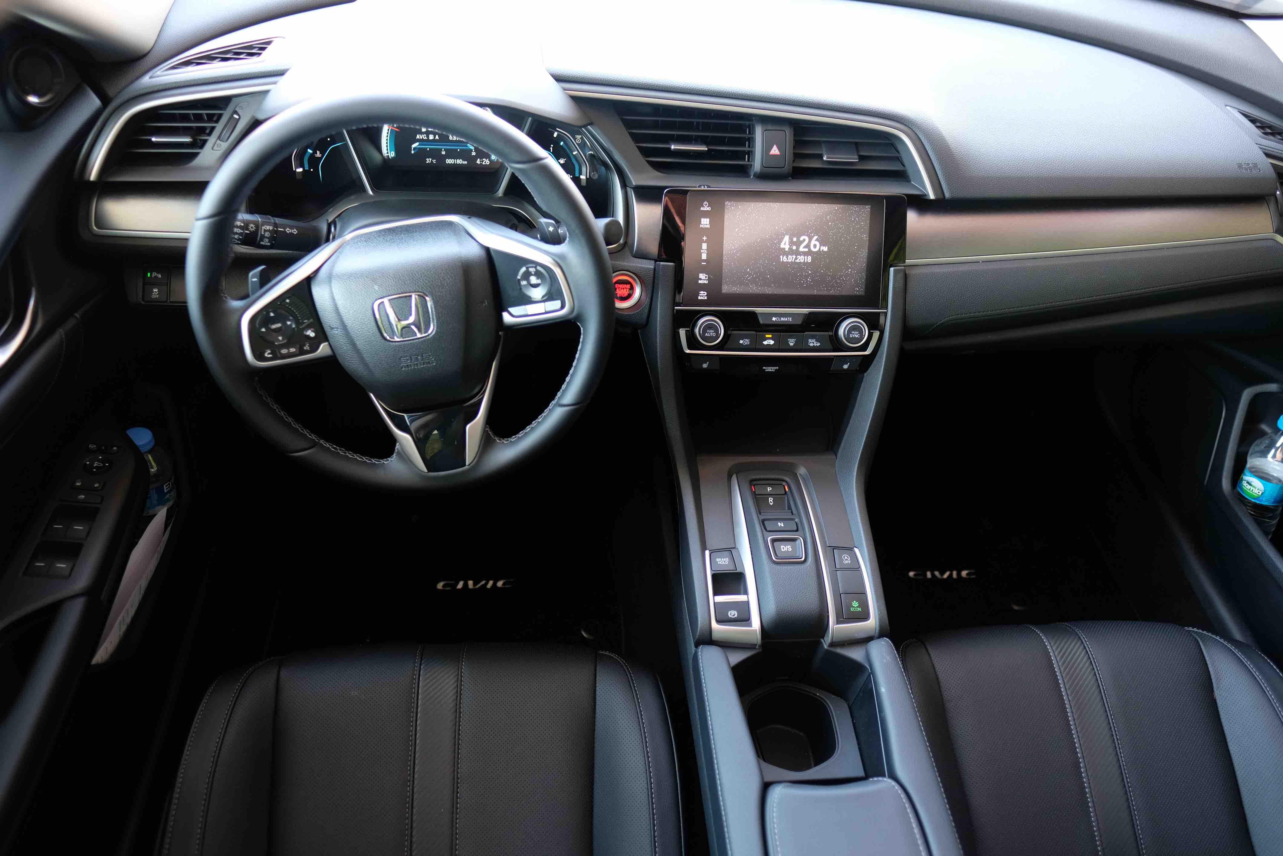 Honda Civic Sedan Dizel Otomatik Kaç Lira Otomobil Gazetesi