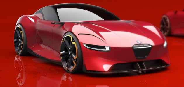 Alfa Romeo 8C hibrit olabilir