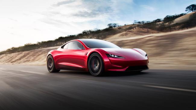 Tesla, yeni Roadster'ın fotoğraflarını yayınladı