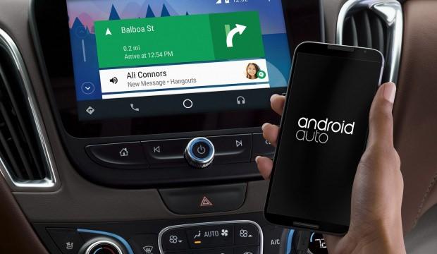 Renault Grubu ve Google ile Android sistemi ortaklığı