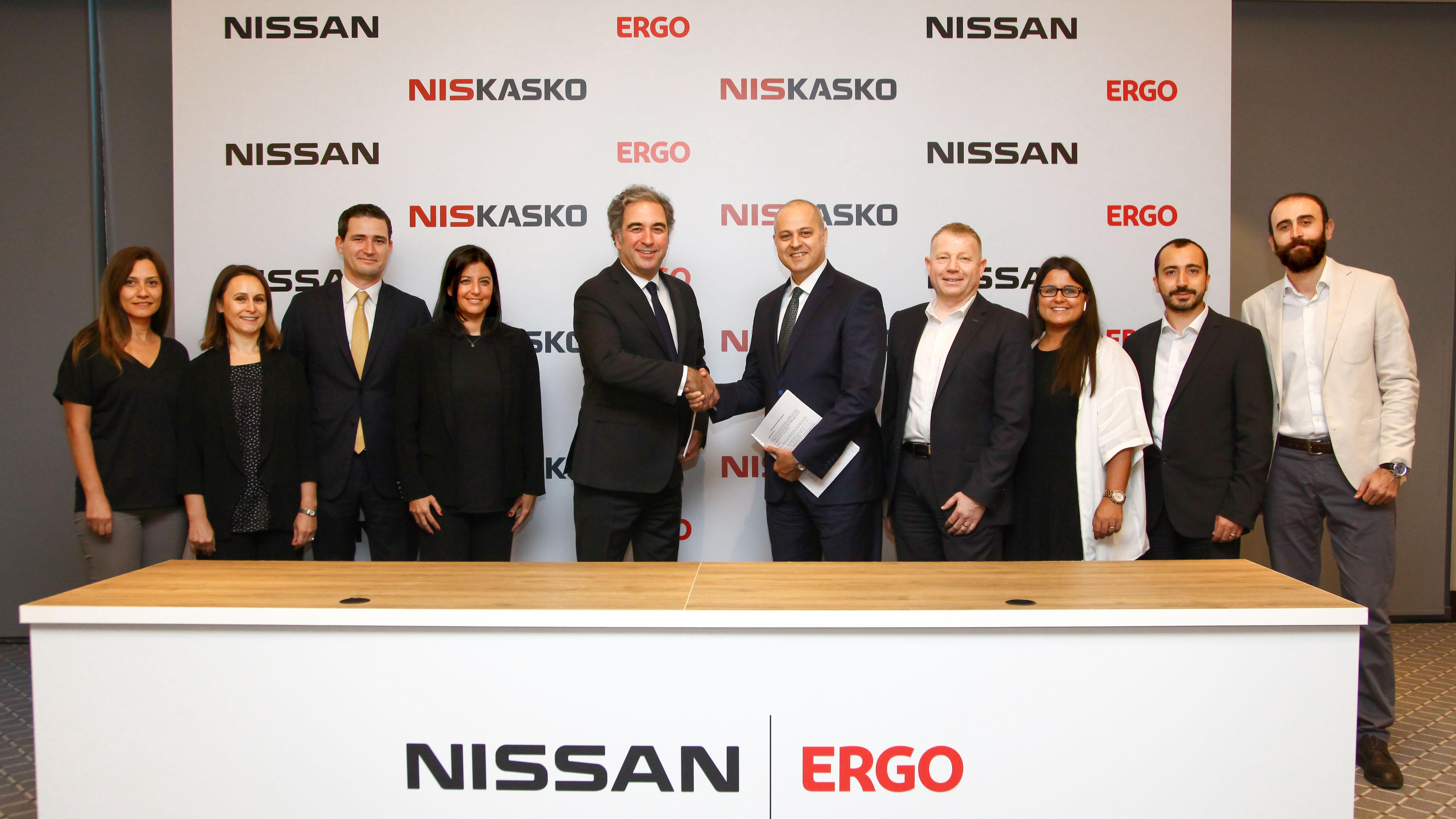 NISSAN'dan Ergo İş Birliği!..