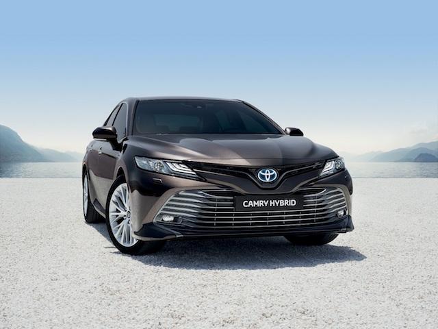 Toyota Paris Otomobil Fuarı'nda şov yapacak