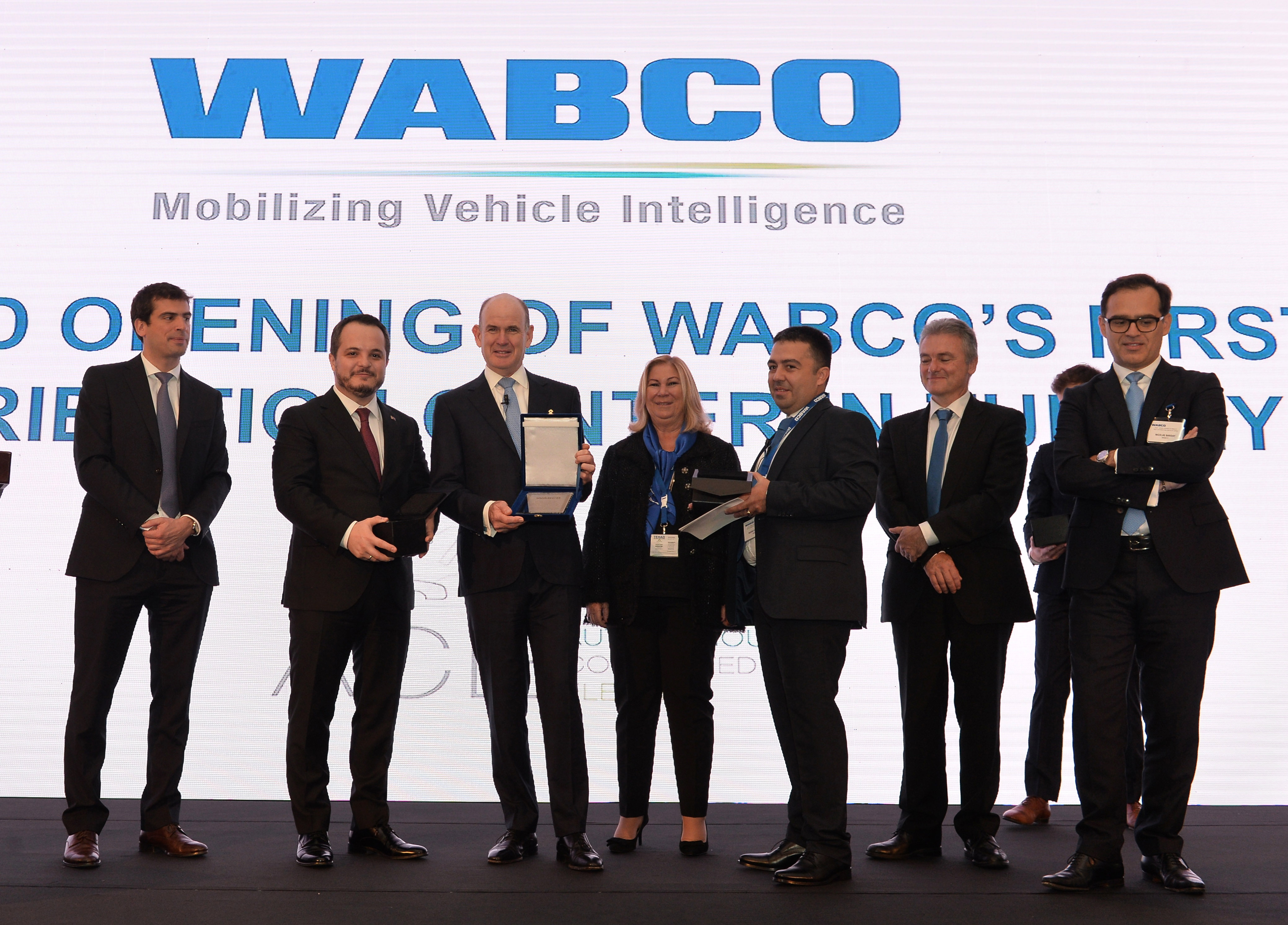 Ticari araçlar için 100 milyon TL'lik  lojistik yatırımı