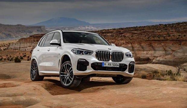Yeni BMW X5 Türkiye'de satılmayacak