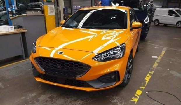 Yeni Ford Focus ST ilk kez görüntülendi