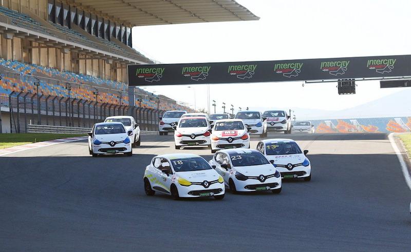 Intercity Cup'ın hızlıları ödüllerini aldı