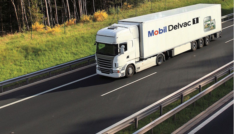 Mobil Delvac'tan 'Uzun Yolda Zinde Kalma Rehberi'