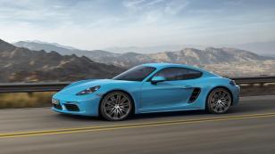 Yeni Porsche 718 Cayman tanıtıldı