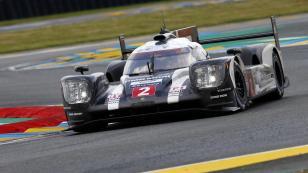 Le Mans'da Porsche zaferi
