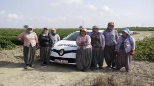Lassa tarıma destek projesi ile Bursa'da