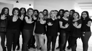 """Toyota ile """"Kadına Yönelik Şiddete Karşı"""" kampanyası"""