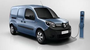 Renault Kangoo ZE Güncellendi