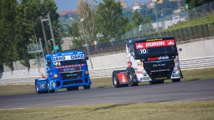 Goodyear bu yılda  kamyon yarışlarında