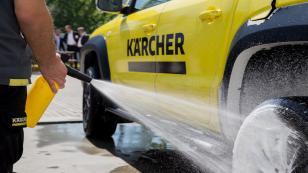 Kärcher'den dev kampanya