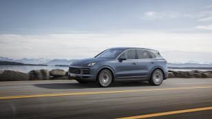 Porsche Cayenne'in üçüncü nesli tanıtıldı