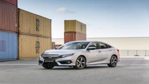 Honda Civic'te uygun ödeme kampanyası