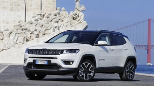 Jeep Compas'ta uygun ödeme kampanyası
