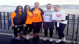 Tur Assist ailesi Türkiye'nin geleceği için koştu