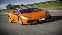 Yeni model Lamborghini Huracan yola çıkmaya hazır