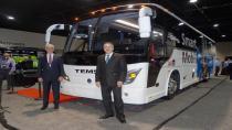 TEMSA, Amerika pazarında elini TS 35E ile güçlendiriyor