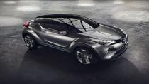 Yeni Toyota C-HR modeli Türkiye'de üretilecek!