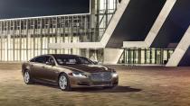 En yeni Jaguar: XJ