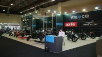 Ferco Motor'un yeni modelleri fuarda