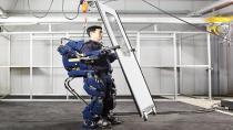 Hyundai'den Robocop ve Iron Man'a rakip geliyor