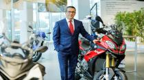 Borusan Oto Avcılar'da BMW Motorrad Servisi hizmette
