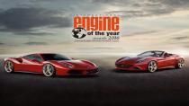 Uluslararası Yılın Motoru Ferrari'den
