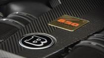 850 beygirlik BRABUS 850 6.0 Cabrio tanıtıldı