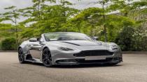 Aston Martin Vantage GT12 Roadster göz doldurdu