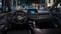Toyota CH-R'ın iç mekanı tanıtıldı