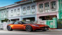 Aston Martin DB11'e yılın tasarımı ödülü