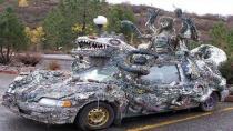 En ilginç otomobil tasarımları