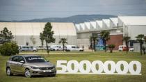 Tofaş'tan 5 milyonuncu Egea gururu
