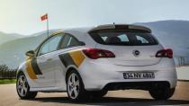 Opel Corsa OPC'ler yarışa hazır