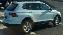 Volkswagen Tiguan LWB kamuflajsız yakalandı