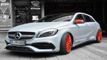 410 HP gücünde Mercedes-Benz AMG A45