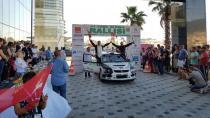 Türkiye'de ve dünyada TOKSPORT WRT birinciliği