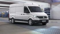 Yeni Volkswagen Crafter gün yüzüne çıktı
