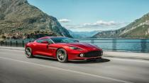 Aston Martin Vanquish Zagato Coupe gün yüzüne çıktı