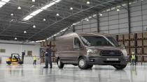 Ford ticaride 3 yıl sınırsız km garantisi